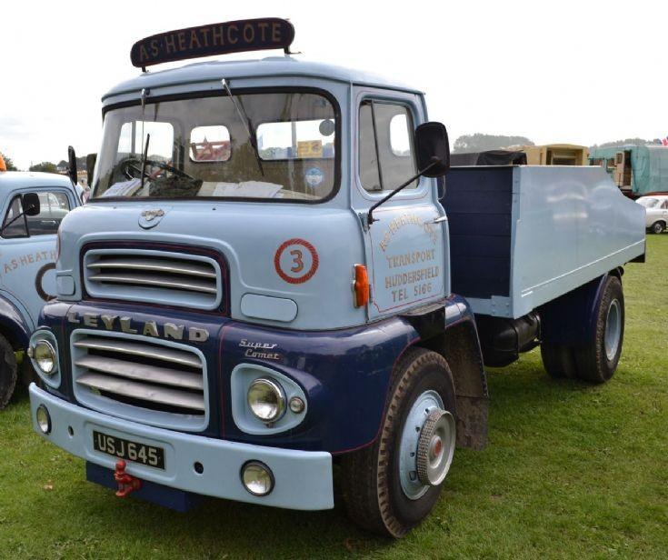 1965 Bedford J Type