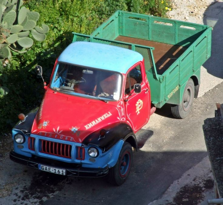 1965 Bedford TJ, from around the mid 60s