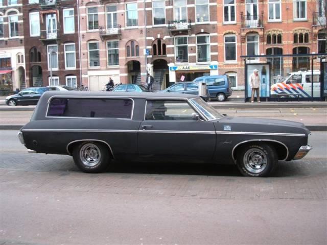 1965 Chevrolet Hearse