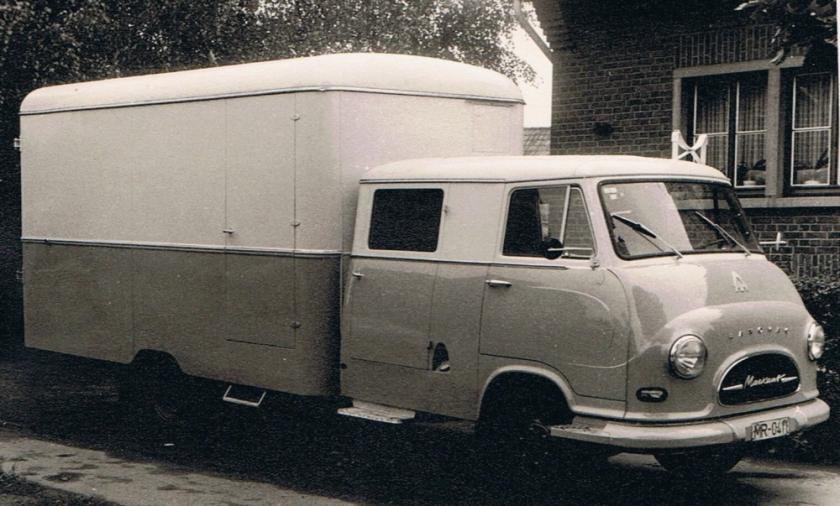 1965 Hanomag Markant