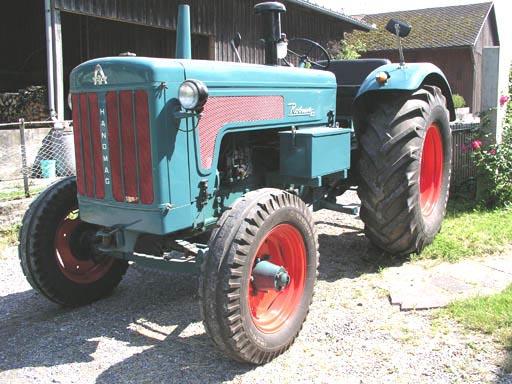 1965 Hanomag Robust 800