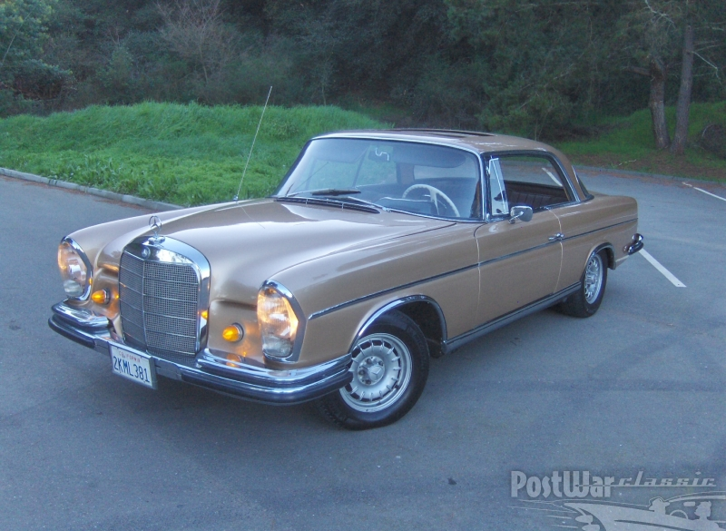 1965 Mercedes-Benz 300 SE COUPE