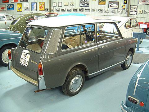 1965 NSU-FIAT Autobianchi Panorama type D