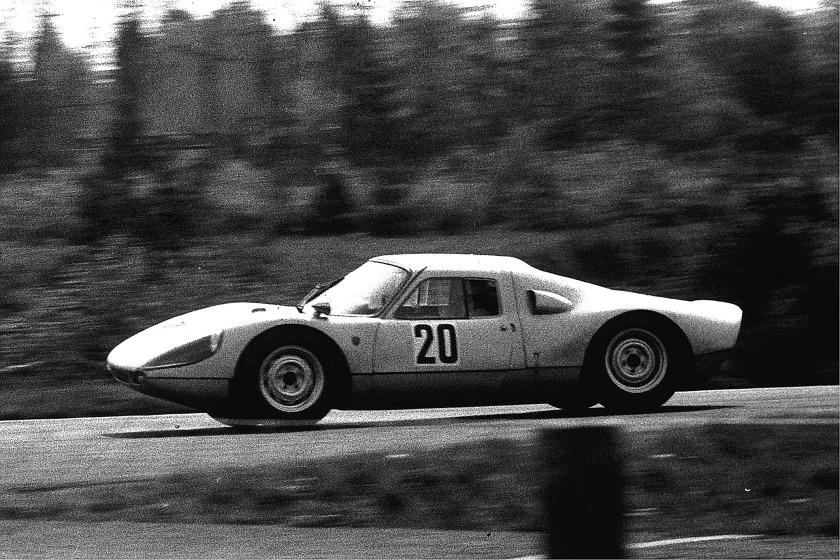 1965 Porsche 904 von Bonnier-Rindt