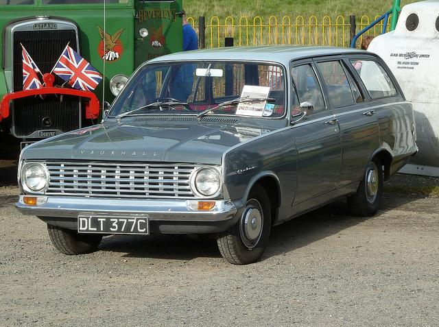 1965 Vauxhall Victor 101 Estate