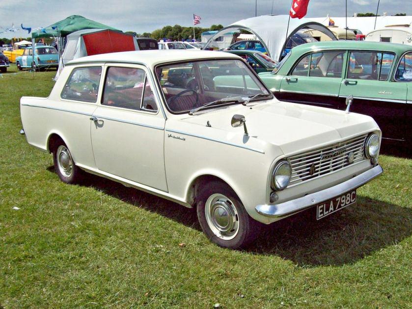 1965 Vauxhall Viva DL HA