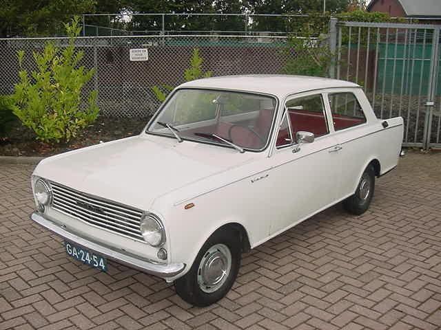 1965 Vauxhall Viva  GA-24-54