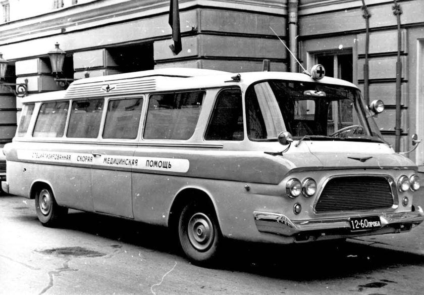 1965 Zil 118A Junost Ambulance
