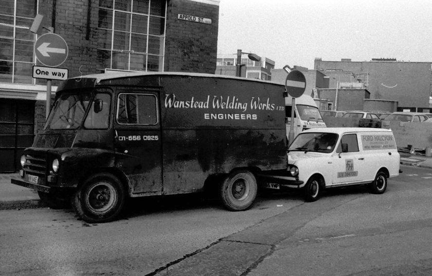 1966 Bedford Engineers