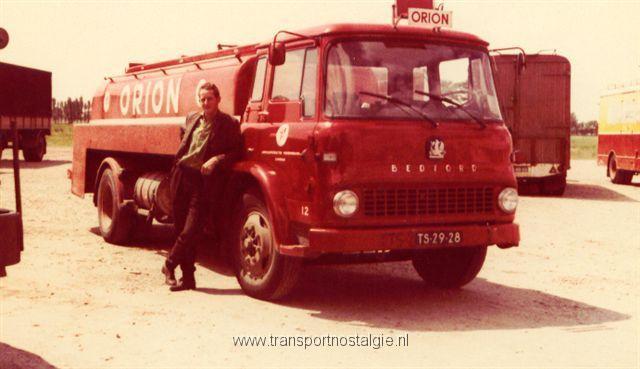 1966 Bedford Orion