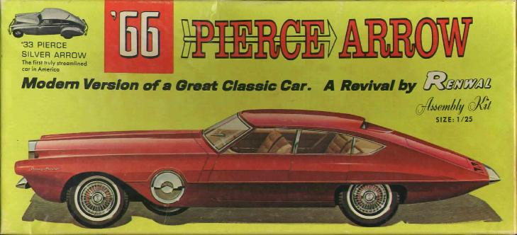 1966 pierce arrow