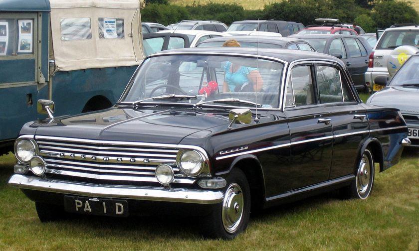 1966 Vauxhall Cresta PB(54-72)