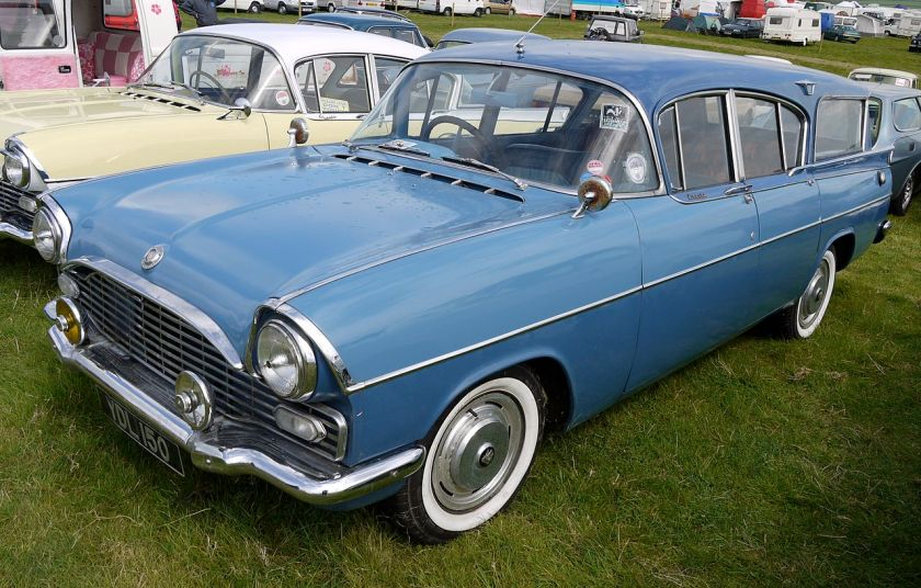 1966 Vauxhall PA Cresta Friary Estate