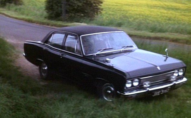 1966 Vauxhall Viscount