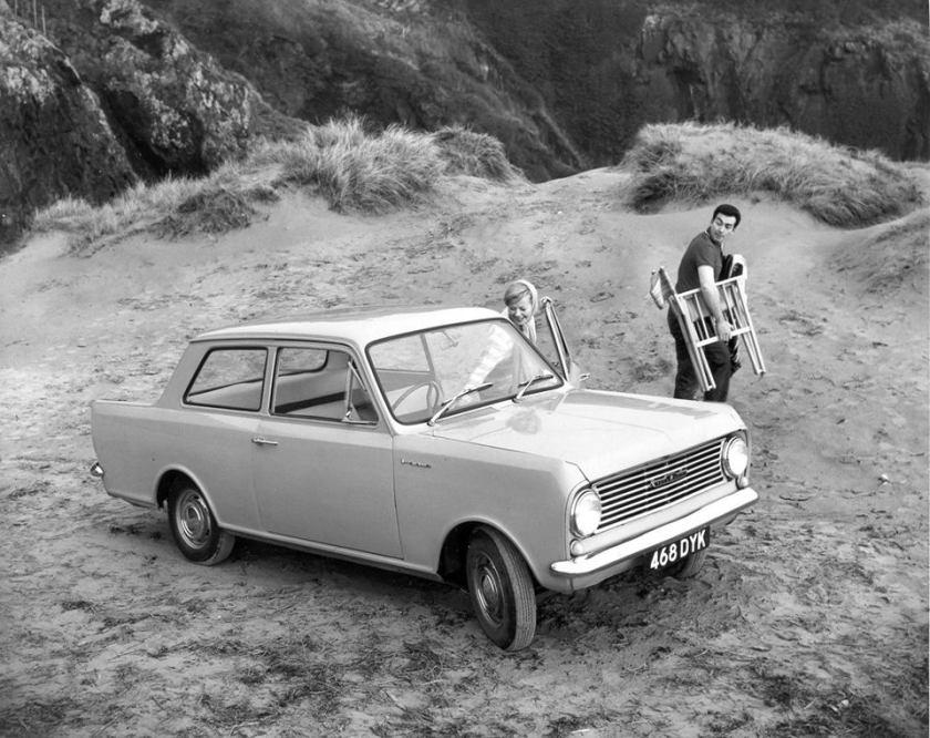 1966 Vauxhall Viva Dyk
