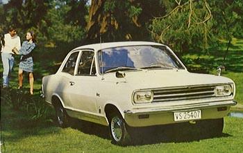 1966 Vauxhall Viva SL