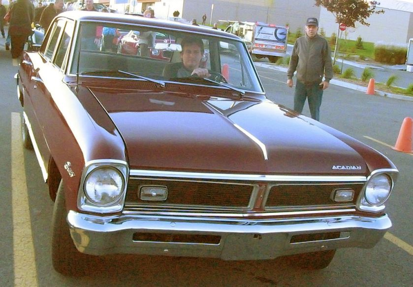 1967 Acadian Canso