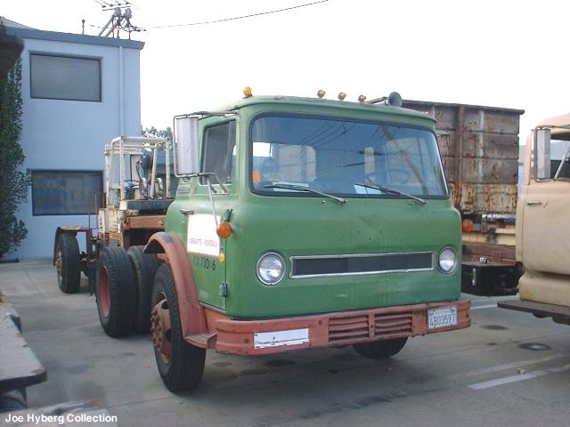 1967 Bedford City Tractor