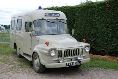 1967 Bedford J1 FRA658L
