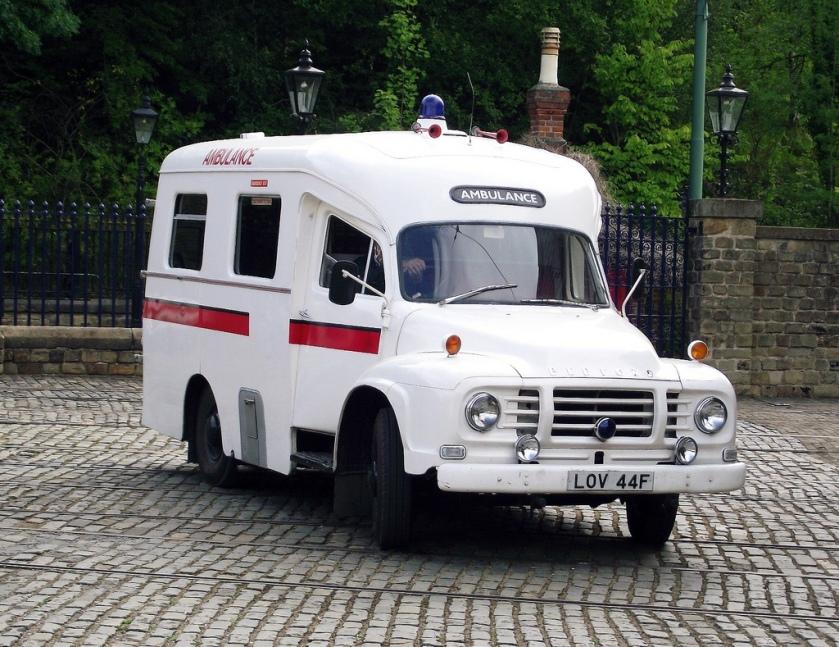 1967 Bedford J1 LOV44F