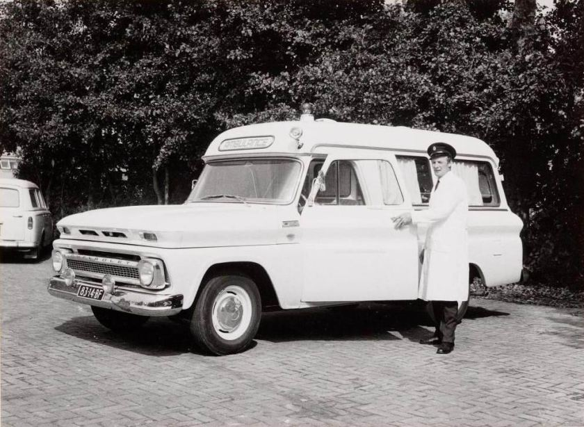 1967 Chevrolet Amb The Netherlands
