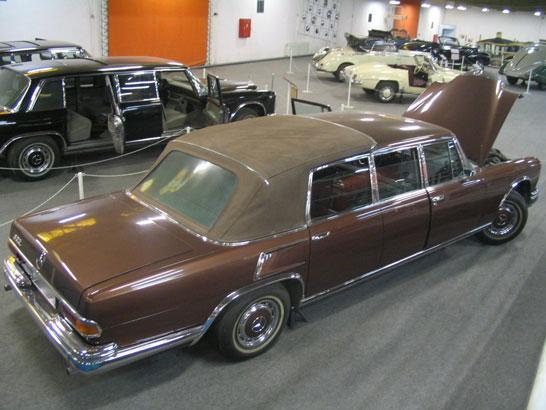 1967 Mercedes-Benz 600 Landau 3 Sja van Perzië