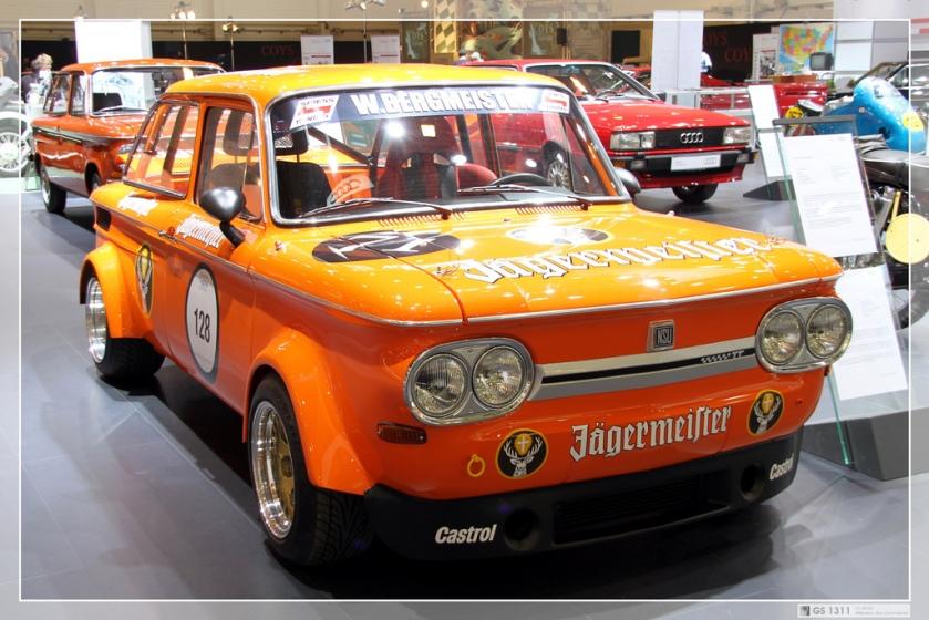 1967 NSU 1300 TT Rennwagen