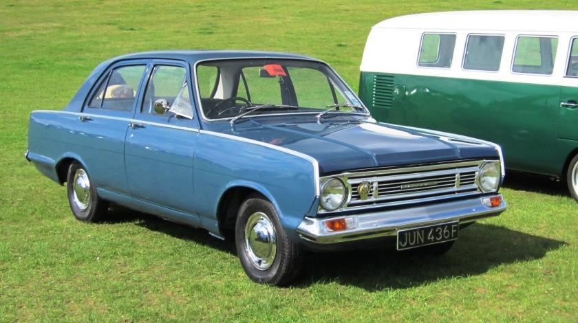1967 Vauxhall Victor FC 1595cc