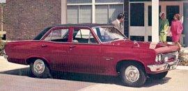 1967 Vauxhall Viscount