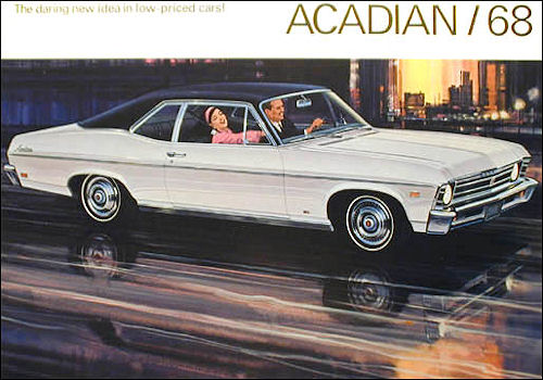 1968 Acadian