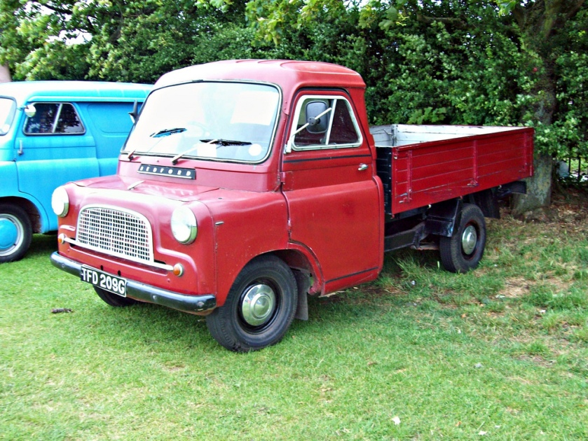1968 Bedford CA Tipper Pick Up