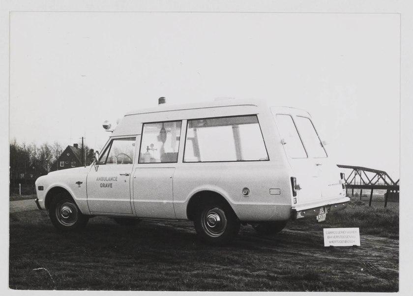 1968 Chevrolet C10 Grave