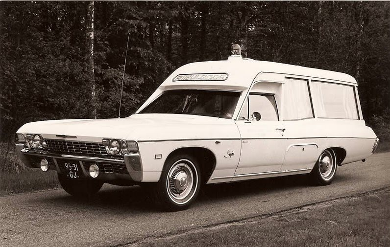 1968 Chevrolet Impala a