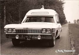 1968 Chevrolet Impala Ambulance Taxi Steen Ommen 95-31-GJ by Hartog a