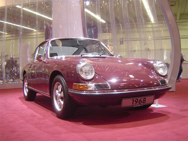 1968 Porsche 911 classic