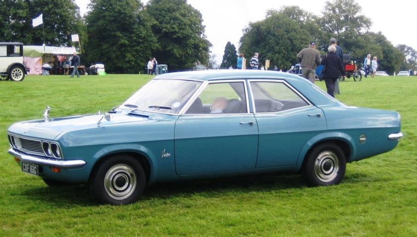 1968 Vauxhall Victor