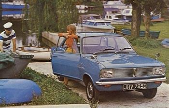 1968 Vauxhall Viva De Luxe