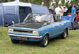 1968 Vauxhall Viva Gt Launched In