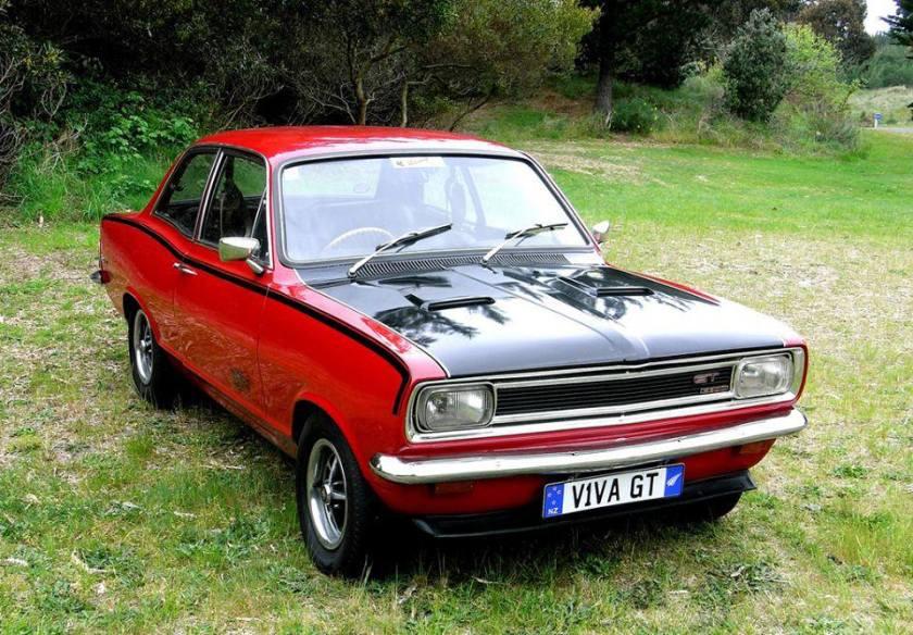 1968 Vauxhall VIVA GT