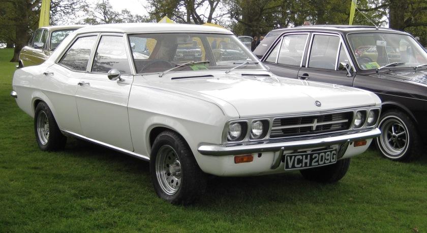 1968 Vauxhall VX 4-90 reg