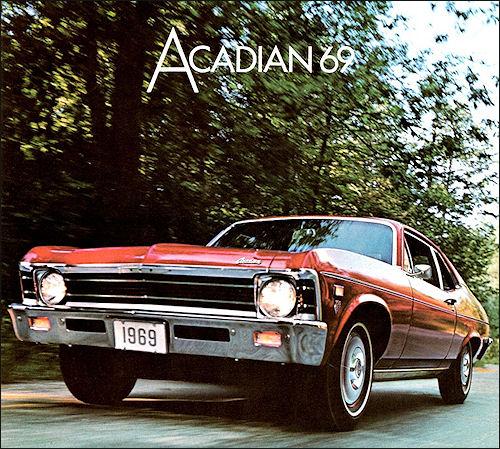 1969 Acadian
