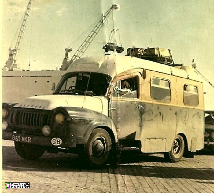 1969 Bedford,j. 885MKR Bedford J