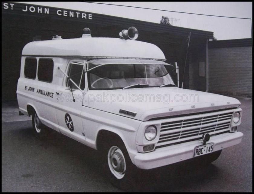 1969-Ford-F100-St-John-Ambulance-S.A.Pakistan-Police-Magazine