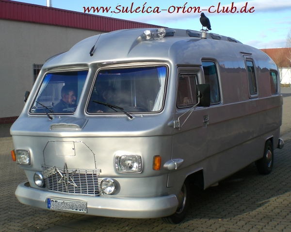 1969 Hanomag Camper