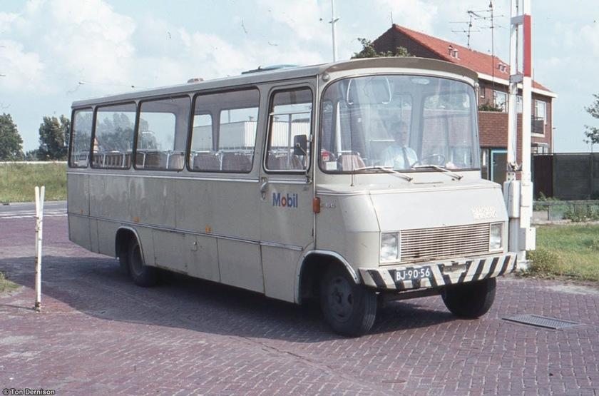 1969 Hanomag Henschel 32490  Mobil