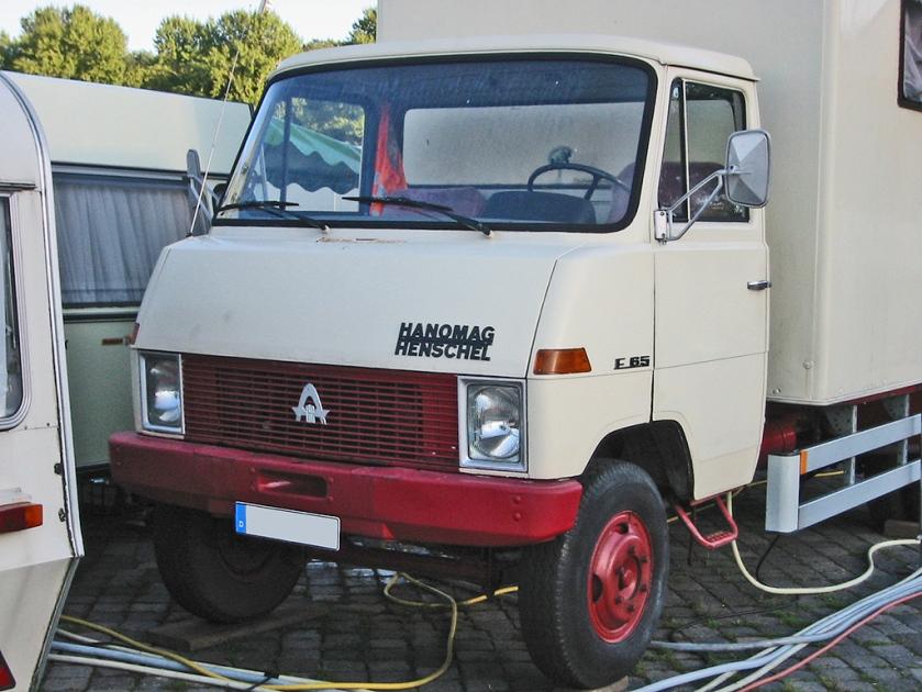 1969 Hanomag-Henschel F 65