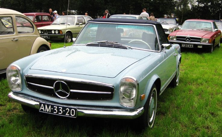 1969 Mercedes - Benz 280SL