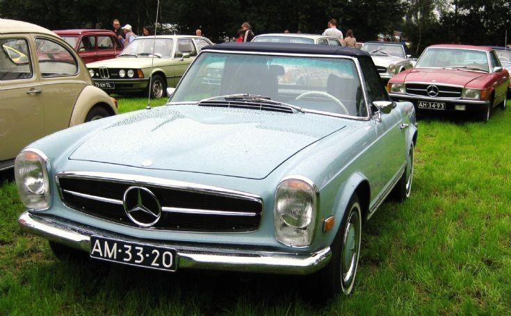1969 Mercedes - Benz 280SL