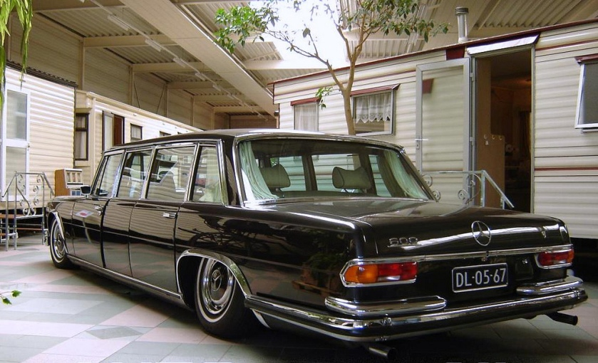 1969 Mercedes-Benz 600 Pullman  DL-05-67