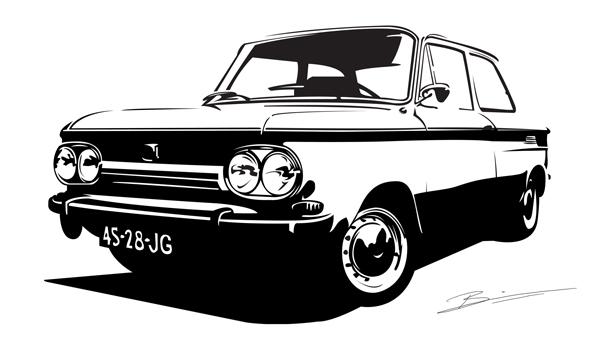 1969 NSU TT